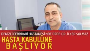 Özel Denizli Cerrahi Hastanesi profesör kadrosunu güçlendirdi
