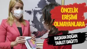 Tablet dağıtımında erişimi olmayanlara öncelik verilecek