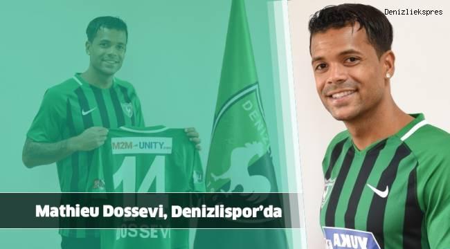 Togolu Mathieu Dossevi, Denizlispor'da