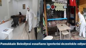 Başkan Örki; Korona virüsle mücadelemiz her alanda devam ediyor
