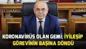 Serinhisar Belediye Başkanı Hüseyin Gemi görev başına döndü