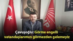 Çavuşoğlu :