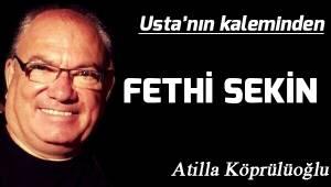 FETHİ SEKİN