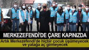 MERKEZEFENDİ'DE ÇARE KAPINIZDA!