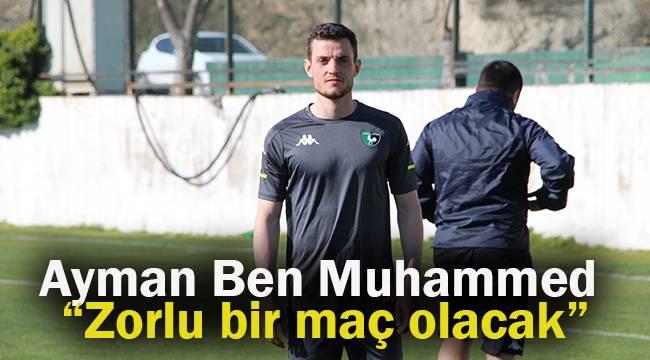 Ayman Ben Muhammed: