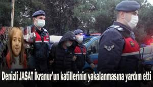 Denizli JASAT, İkranur'un katillerinin yakalanmasına katkı sağladı