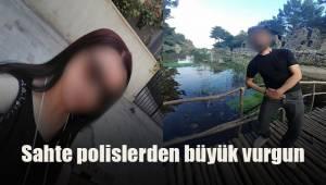 'Polisim' diyerek yaşlıları hedef alan dolandırıcı sevgililer 360 bin TL'lik vurgun yaptı