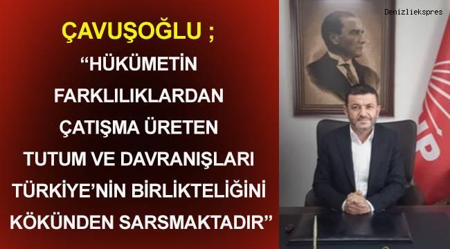 Çavuşoğlu,