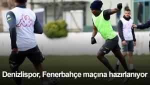 Denizlispor, Fenerbahçe maçına hazırlanıyor