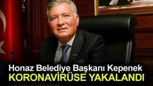 Honaz Belediye Başkanı Kepenek koronavirüse yakalandı