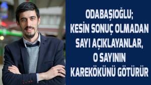 Odabaşıoğlu; CHP Denizli'de dimdik ayakta!