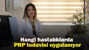 PRP tedavisi ile ağrılardan artık kurtulmak mümkün