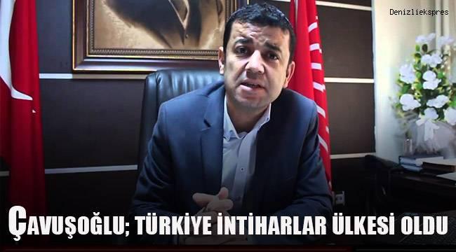 Çavuşoğlu; Türkiye intiharlar ülkesi oldu