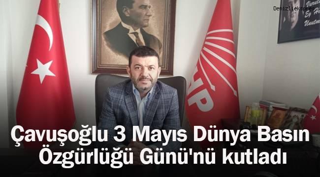 Çavuşoğlu 3 Mayıs Dünya Basın Özgürlüğü Günü'nü kutladı