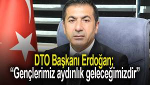 DTO Başkanı Erdoğan'dan 19 Mayıs Mesajı