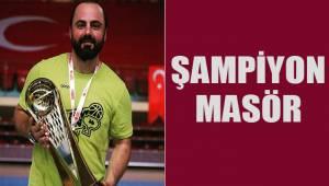 Şampiyon Masör