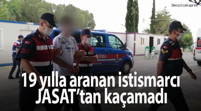 19 yılla aranan istismarcı JASAT'tan kaçamadı