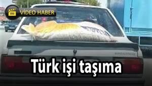 Türk işi taşıma