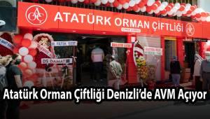 Atatürk Orman Çiftliği Denizli'de AVM Açıyor