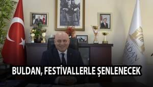 Buldan, festivallerle şenlenecek