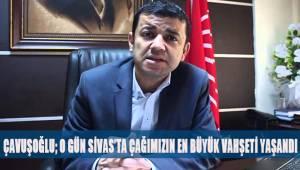 Çavuşoğlu; O gün Sivas'ta çağımızın en büyük vahşeti yaşandı