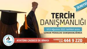 Pamukkale Belediyesinden ücretsiz üniversite tercih danışmanlığı
