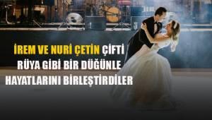Ali Çetin'in mutlu günü