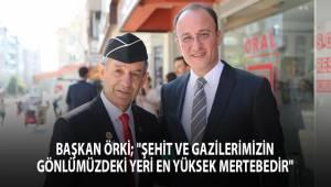 Başkan Örki;