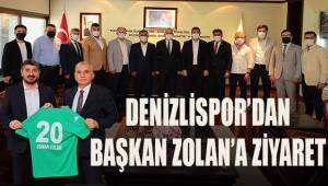 Başkan Zolan; Denizlispor, Denizlimizin en değerli markasıdır
