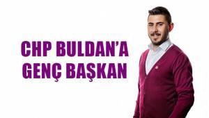 CHP Buldan'a genç başkan