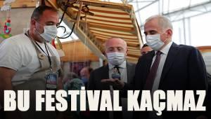 Festival şöleni sürüyor